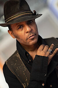 Jeffrey Daniel of Shalamar